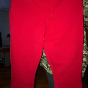 Tommy Hilfiger sweater and pants